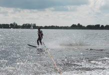 WaterSkiclub Loosdrecht: 'de oudste waterskiclub van Nederland'