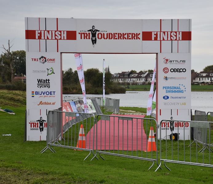 Triathlon Triouderkerk Sfeerimpressie 2020
