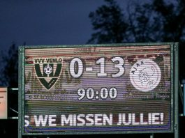 Ajax schrijft historie met 0-13 zege tegen VVV in Venlo