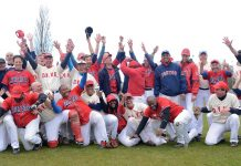 Honk- en softbalvereniging O.V.V.O.: 'Op Volharding Volgt Overwinning'
