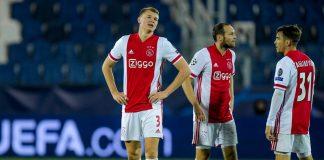 Ajax verspeelt Champions League zege bij Atalanta