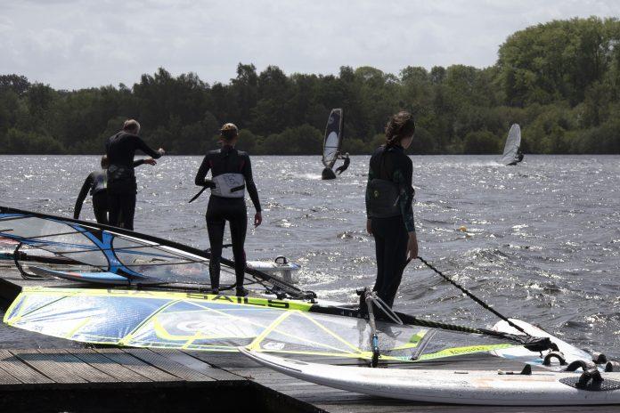 """Amsterdam Windsurfing: """"Een gezellige, levendige en open club"""""""