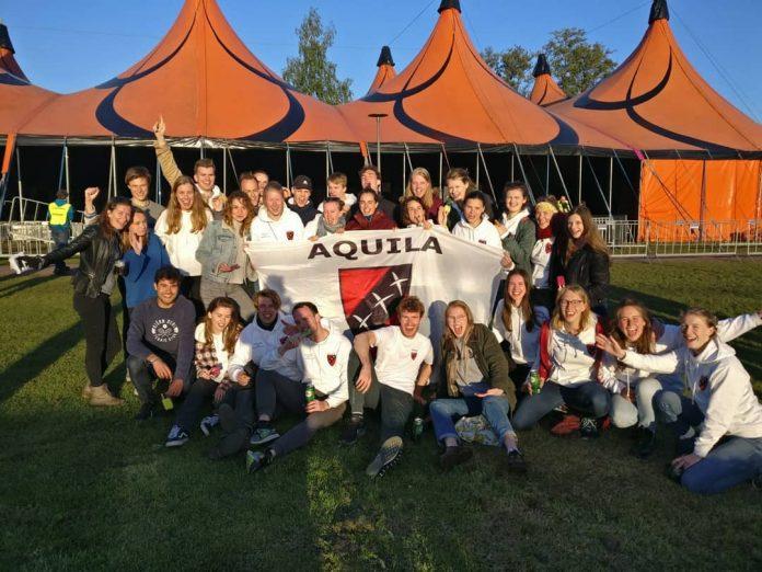 """A.S.A.V. Aquila: """"Wij zijn de leukste studentensportvereniging van Amsterdam"""""""