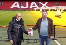 'De Golden Boys, het verloren team van Ajax'