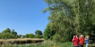 """Blije Vogels Westerpark: """"Vogels kijken is een heerlijke hobby voor een leven lang"""""""