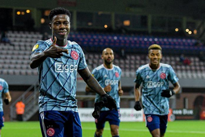 Galavoorstelling Ajax eindigt in 0-5 tegen Emmen