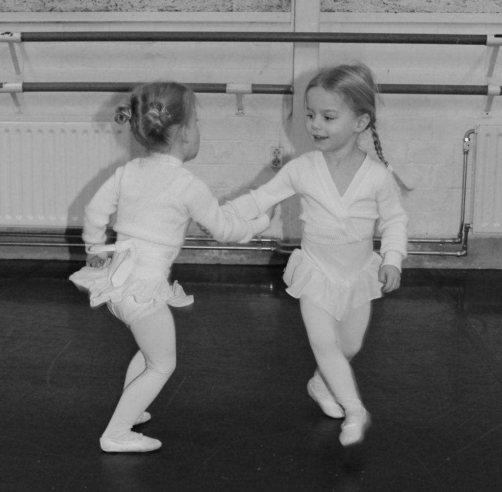 Het verhaal achter Balletschool van den Ende