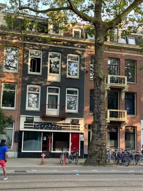 Amsterdam Hostel Sarphati