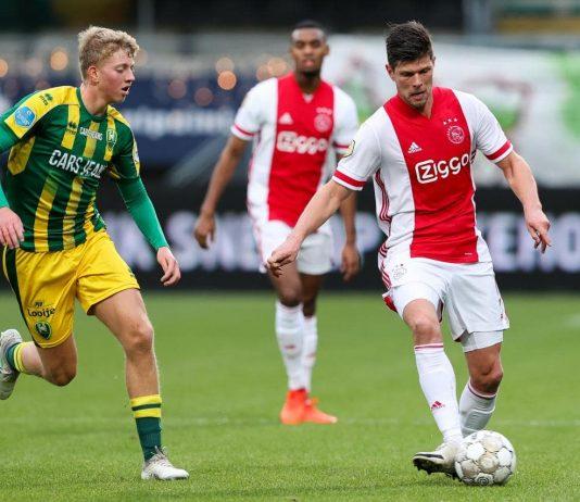 Ajax wint eenvoudig in en tegen Den Haag