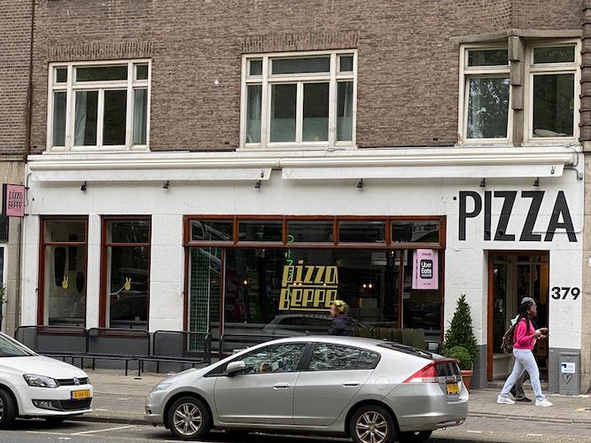 Pizza Beppe Amsterdam-West