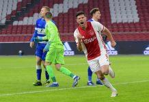 Gewijzigd Ajax herpakt zich tegen PEC Zwolle