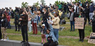 Sta op tegen racisme: doe mee aan de demonstratie tegen racisme en extreemrechtse intimidatie