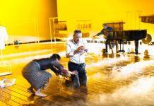 KPN Mooiste Contact Fonds brengt theater naar ouderen toe in Amsterdam