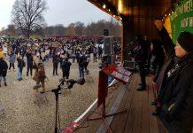 Meer dan 1000 mensen op demonstratie tegen racisme in Den Haag