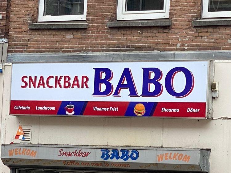 snackbar babo