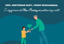 Heel Amsterdam bakt… tegen eenzaamheid