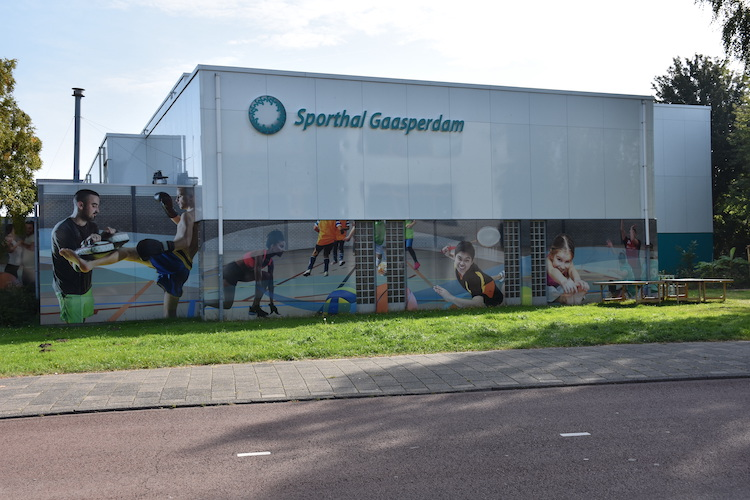Sporthal Gaasperdam