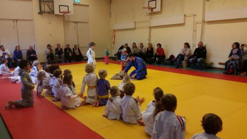"""Dojo De Jong: """"Judoschool waarbij plezier en judo als breedtesport voorop staan"""""""