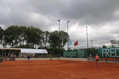"""ALTC Joy Jaagpad: """"Gezellige tennisvereniging met veel reuring en mooi clubhuis"""""""