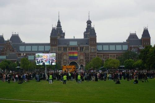 Ook Amsterdam luidt op 14 maart het Klimaatalarm