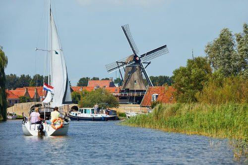 Ontdek ook eens de bezienswaardigheden buiten Amsterdam