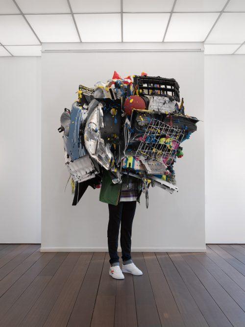 Franse kunstenaar Daniel Firman exposeert bij Reflex Amsterdam