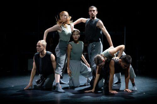 Scapino Ballet twee avonden online met The Square recordings