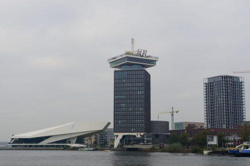 Zoek jij een toren in Amsterdam?