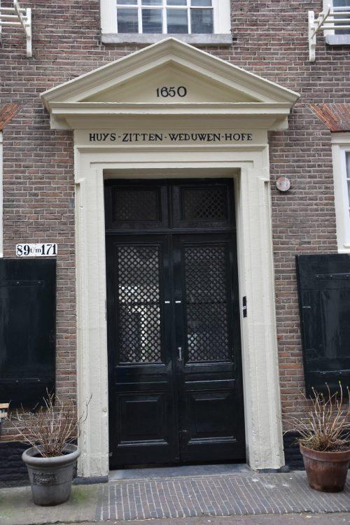 Zoek jij een hofje in Amsterdam?