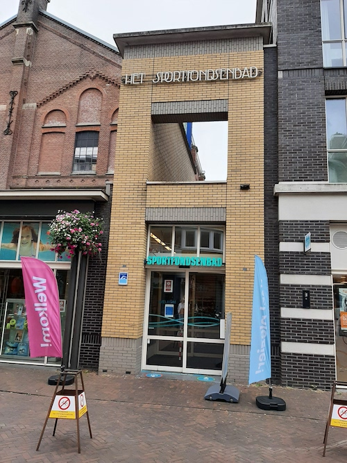 Sportfondsenbad Amsterdam-Oost