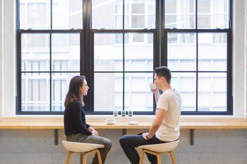 Duizenden singles vonden hun relatiepartner met behulp van een speeddate