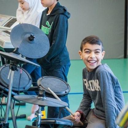 Het verhaal achter Muziekschool Amsterdam Noord