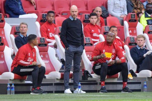 Erik ten Hag verlengt contract bij Ajax
