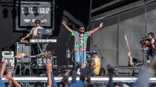 """Stichting GRAP: """"De organisatie voor de Amsterdamse Popmuziek"""""""