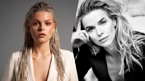 Davina Michelle en Thekla Reuten bundelen krachten voor bijzondere water-act op Eurovisie Songfestival 2021