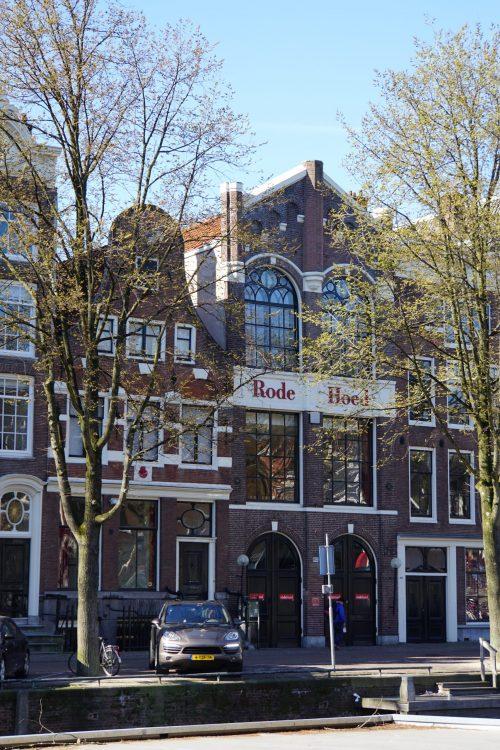 Cultureel Centrum in Amsterdam