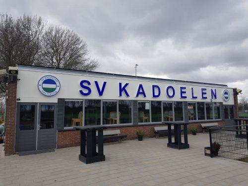 Het verhaal achter SV Kadoelen in Amsterdam-Noord
