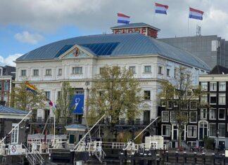 Koninklijk Theater Carré in het teken van Bevrijdingsdag 2021