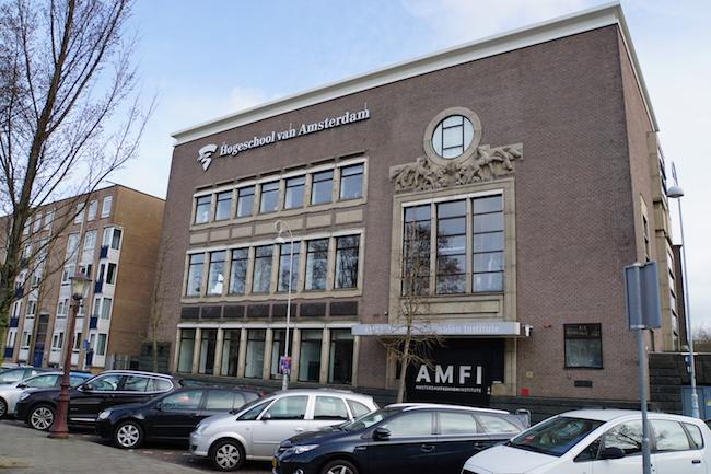 AMFI Amsterdam Fashion Institute