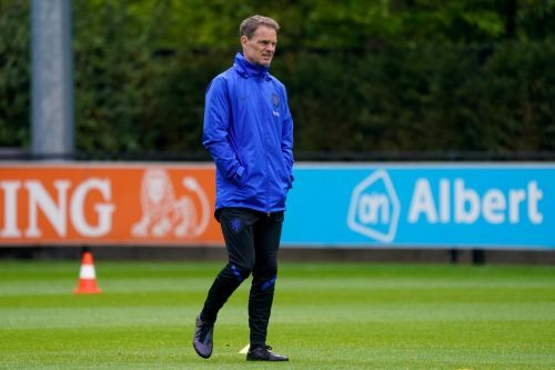 Frank de Boer maakt definitieve EK-selectie bekend