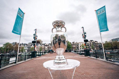 Blog: EK VOETBAL 2021 in Amsterdam (EURO 2020)