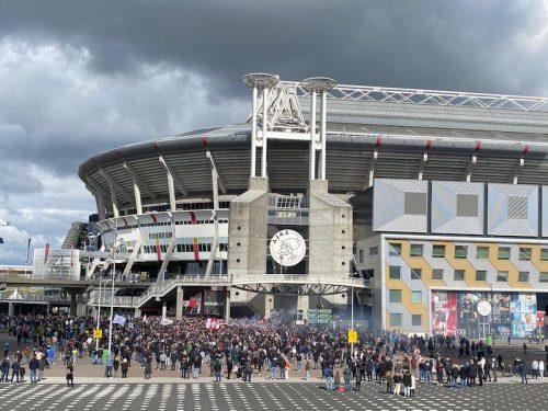 Zestien coronabesmettingen gelinkt aan kampioensfeest Ajax
