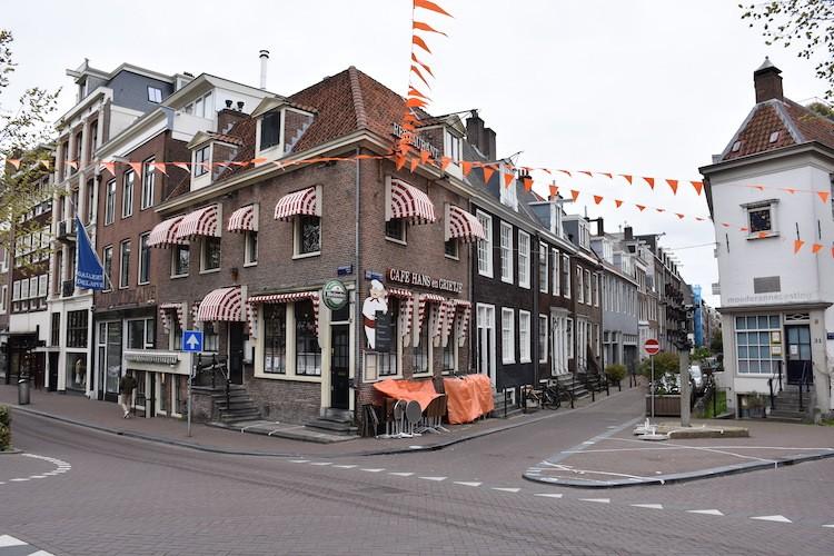 Café Hans & Grietje - locatie Amsterdam