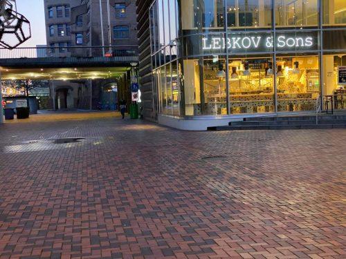 Lebkov & Sons Bijlmer Arena