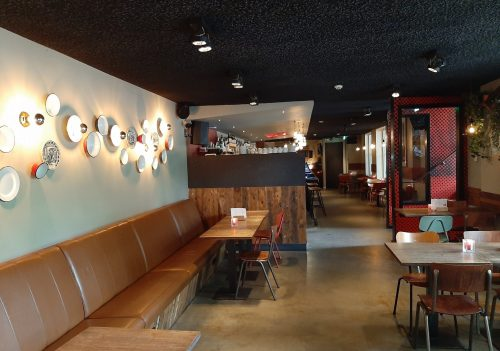 Brasserie Nel in Amsterdam