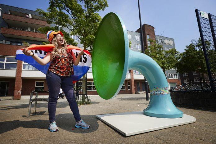 Fan Connector brengt Nederland coronaproof bij elkaar tijdens EK
