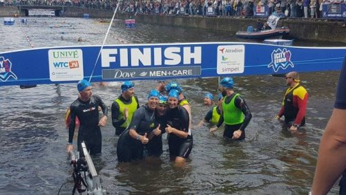 Amsterdam City Swim 2021: AFGELAST!