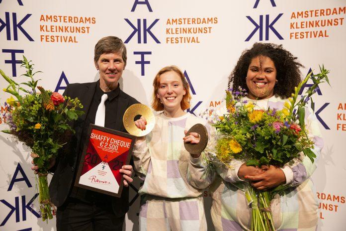 Winnaar AKF Sonneveldprijs 2021 bekend