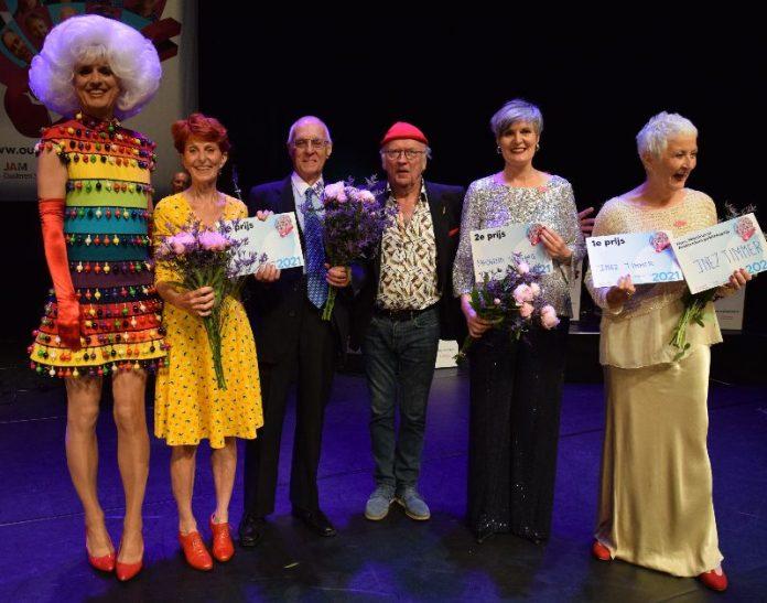 Ouderen Songfestival 2021: Winnaars corona-editie