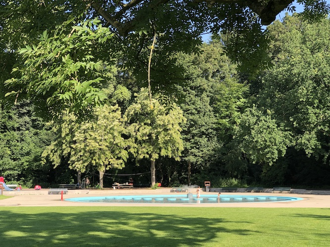 Klein Kinderbad Amsterdamse Bos